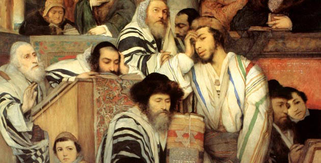 Gottlieb-Jews_Praying_in_the_Synagogue_on_Yom_Kippur 630