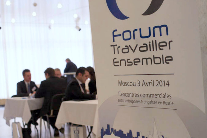 Fte le speed dating des entreprises fran aises en russie for Chambre de commerce franco russe